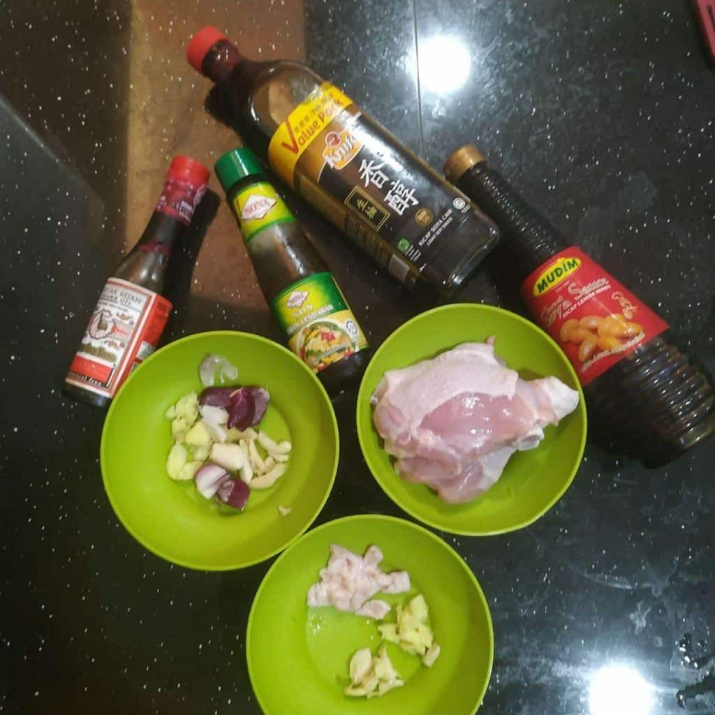 resepi nasi ayam roasted cina nasi ayam mash friedchillies   time food network nasi Resepi Ayam Masak Kicap Sheila Rusly Enak dan Mudah