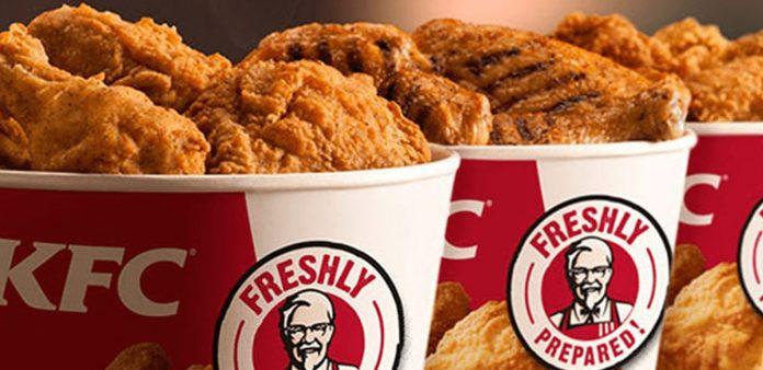 Menu KFC Malaysia