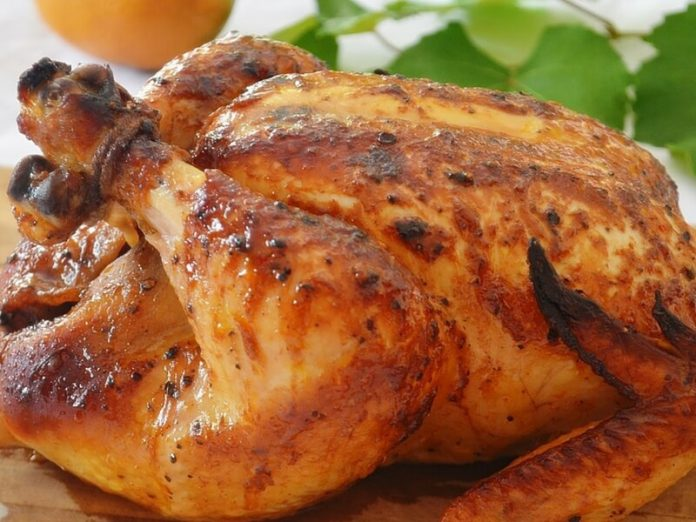 ayam bakar ala kenny roger