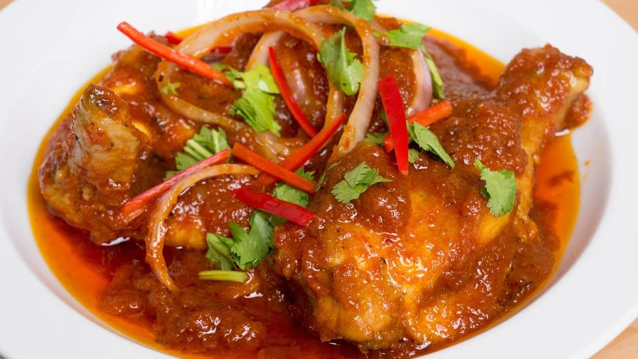 koleksi resepi ayam mudah  cepat update terkini Resepi Ayam Masak Negro Enak dan Mudah