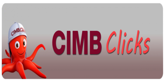 Cara menukar password Cimb clicks
