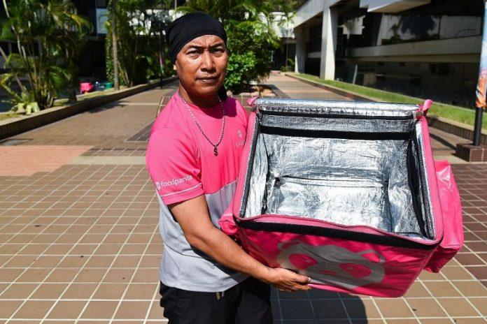 Food Delivery Bag Malaysia